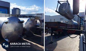 Paslanmaz Çelik Depo Tank Fiyatları
